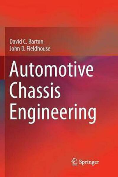 Automotive Chassis Engineering by David C. Barton (English) Paperback Book Free