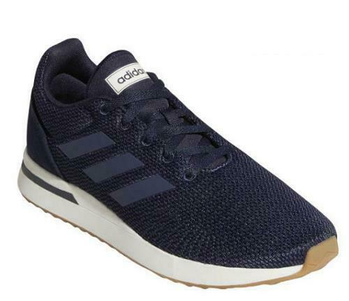 ADIDAS Run 70s Blue Men's 10.5 Retro Running Sneakers Shoes Casual B96559 NEW
