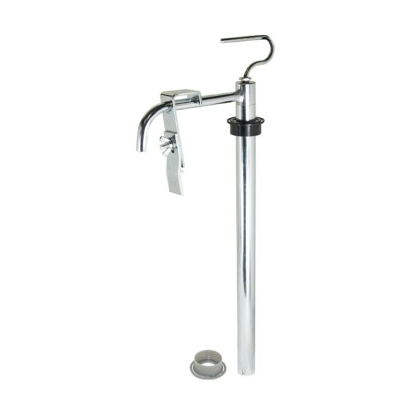 AES Industries 746 5 Gallon Pail Pump with Tie-Down Bracket