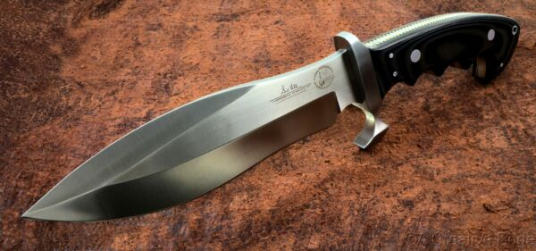 Gil Hibben Alaskan Professional Hunting Association Survival Knife GH1168