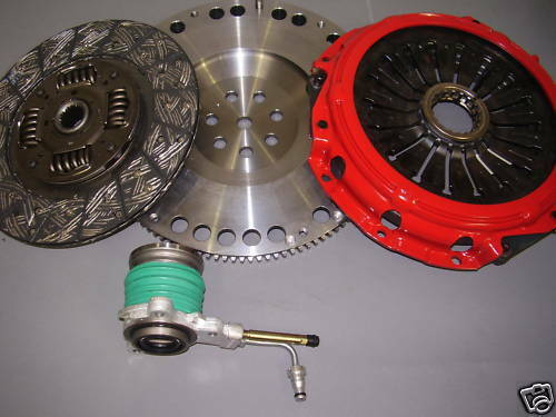 VAUXHALL CORSA VXR 1.6 TURBO UPRATED FLYWHEEL AND SPORTS CLUTCH KIT