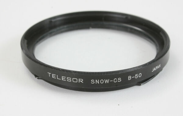 TELESOR SNOW-CS FILTER (DIFFUSION) BAY 50178102