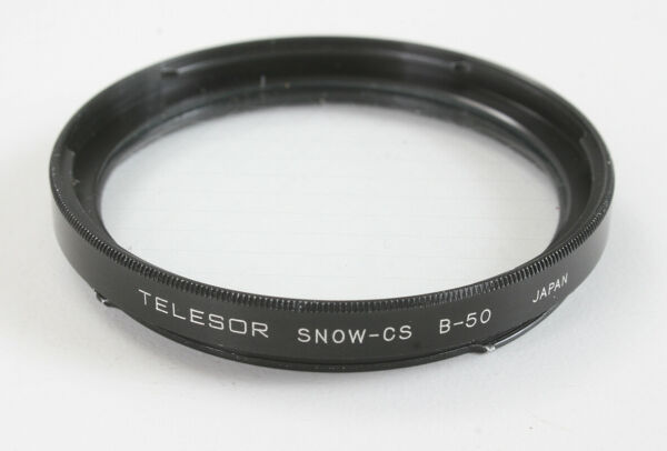 TELESOR SNOW-CS FILTER (DIFFUSION) BAY 50178106