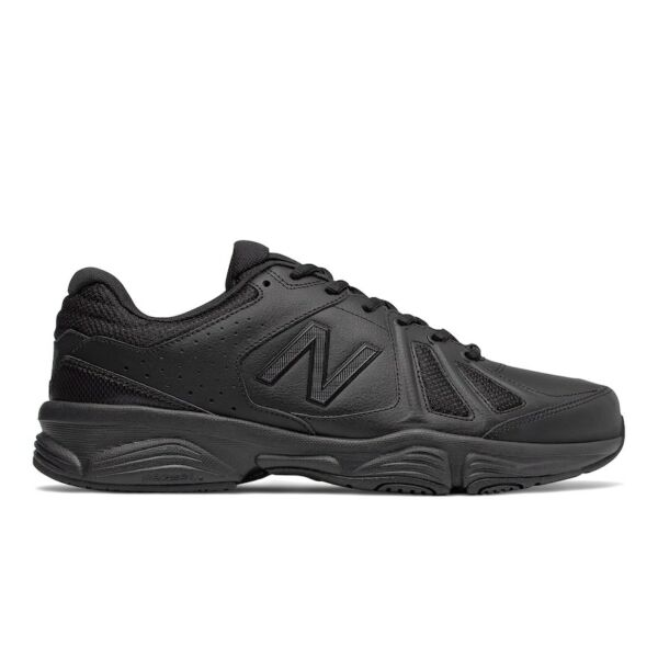 New! Mens New Balance 519 v2 Trainer Sneakers Shoes - Wide Width 4E Black