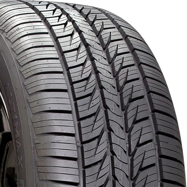 2 NEW 22555-18 GENERAL ALTIMAX RT43 55R R18 TIRES 28831