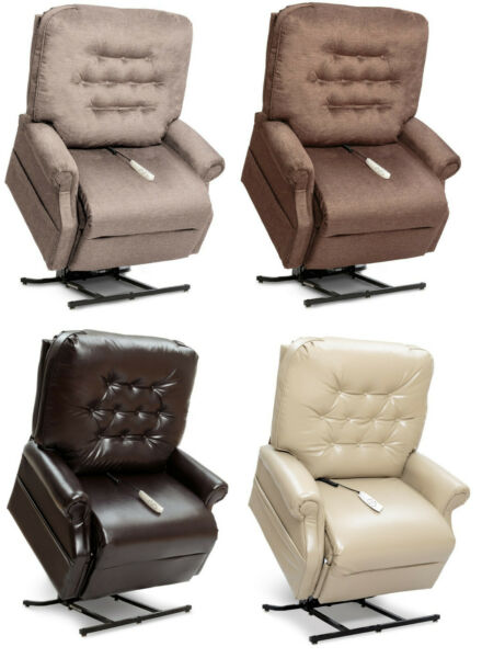 Pride Mobility LC-358XXL Heritage Heavy-Duty Electric Recliner Power Lift Chair