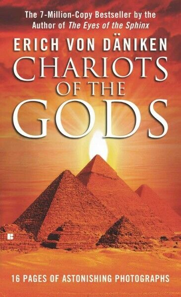 Chariots of the Gods? Paperback by Von Daniken Erich Brand New Free shipp...