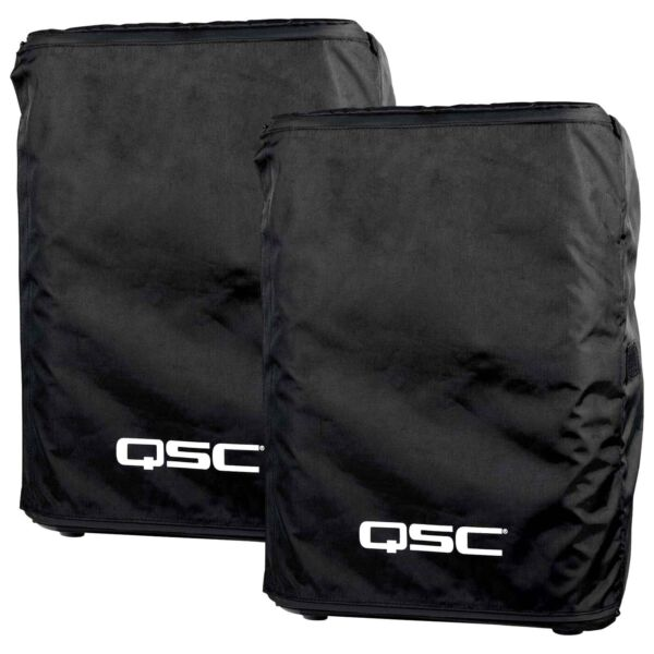 QSC Outdoor Covers for CP8 Compact 8quot; Powered Loudspeakers $79.98