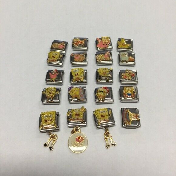 34000 Wholesale Lot Set Casa Doro Italian Charm Charms Licensed Authentic New
