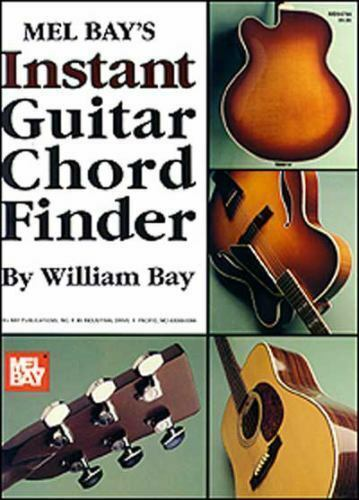 William Bay - Instant Guitar Chord Finder