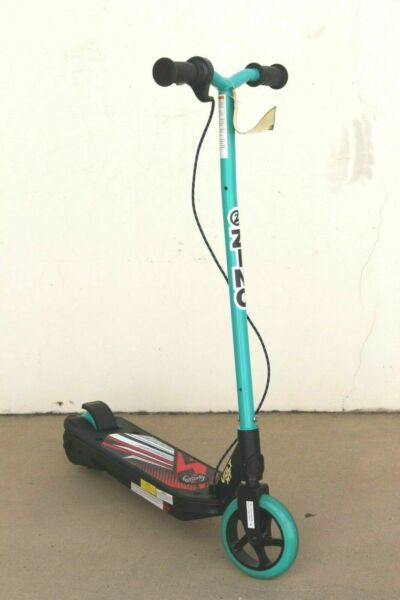 Volt XT Kids Electric Scooter Chain Drive 6mph BLACK RED M TS01KR