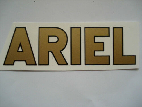 Ariel Picture Lettering Water