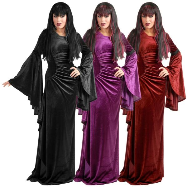Vampire Costumes for Women Adult Halloween Fancy Dress $19.65