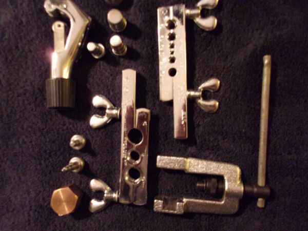 IMPERIAL EASTMAN TOOLS NO. 275-FS FLARING AND SWAGING TUBE WORKING KIT USA EX