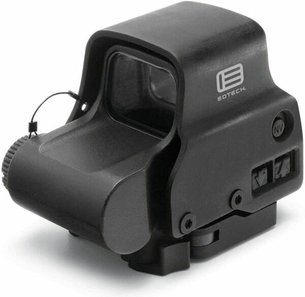 NEW EOTECH EXPS3 2 HOLOGRAPHIC WEAPON SIGHT 65 MOA CIRCLE WITH 2 1 MOA RETICLE $599.99