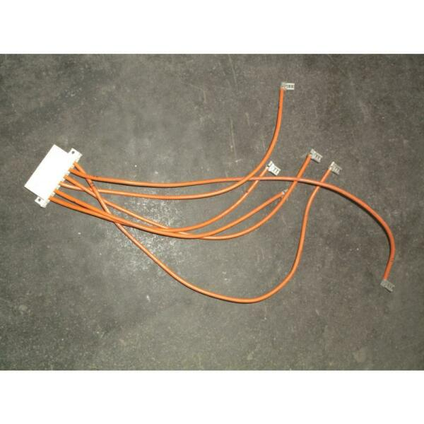 WATER FURNACE 11S003A01 PLUG ASSY 6 PIN 18 AWG.W QUICK CONNECTIONS $16.00
