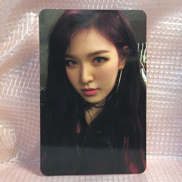 Wendy Official Photocard Red Velvet The Perfect  kpop
