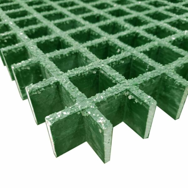 Fiberglass Square Hole Grating 1.5