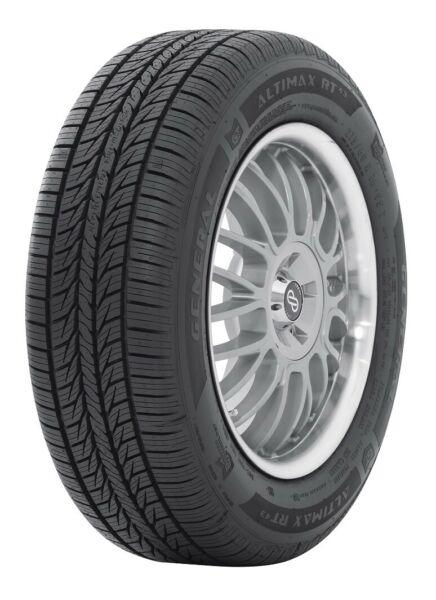 2 New General AltiMAX RT43 104T 75K-Mile Tires 2356517235651723565R17