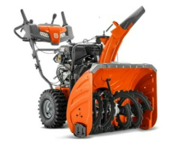 Husqvarna ST327 27 inch 291cc Two Stage Snow Blower w Power Steering 961930124