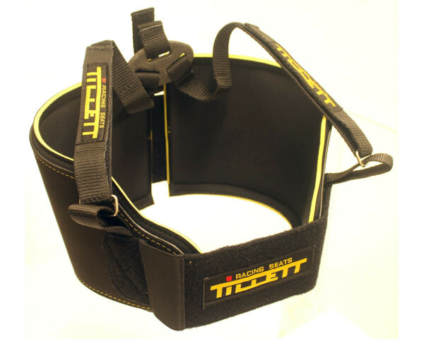 Go Kart Tillett P1 Rib Protection System Lady Medium Black Racing Race Karting