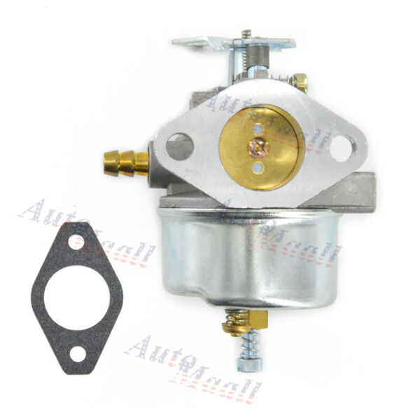 Adjustable Carburetor for Tecumseh 8HP 9HP 10HP Snowblower 640349 640052 640054
