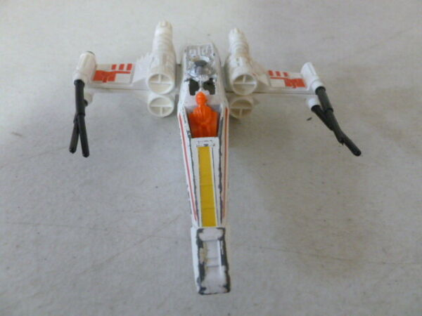 1979 Star Wars Die Cast X Wing Fighter