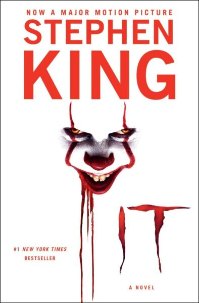 It: A Novel by Stephen King Paperback 2019 Brand New