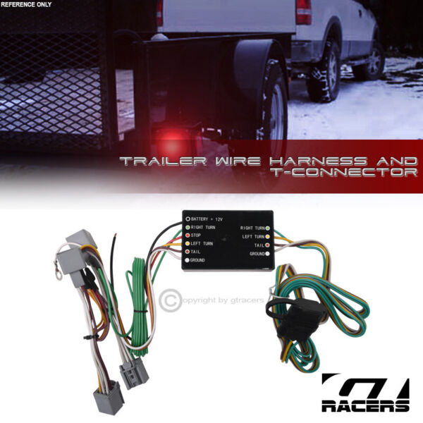 For 2014 2020 Ford Transit Connect Trailer Hitch 4 Way Wire Harness T Connector $39.00
