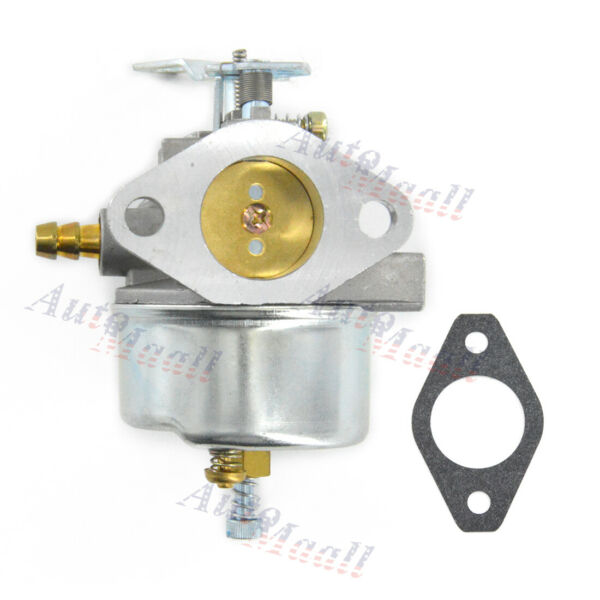 Adjustable Carburetor Carb for Tecumseh HMSK80 HMSK90 LH318SA LH358SA Snowblower