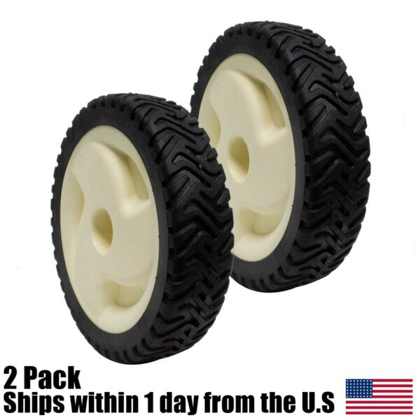 2PK 8quot; Lawn Mower Front Wheel Gear Assembly for Toro 105 1815