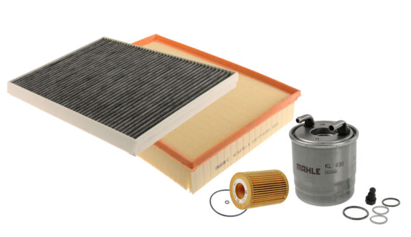 MAHLE Filter Package For Mercedes Benz W906 NCV3 Sprinter 2500 3500 2010 2012 $95.95