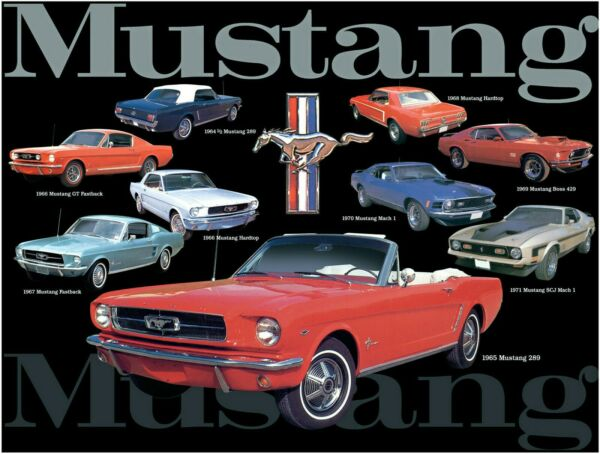 Mustang Ford Mustang 12