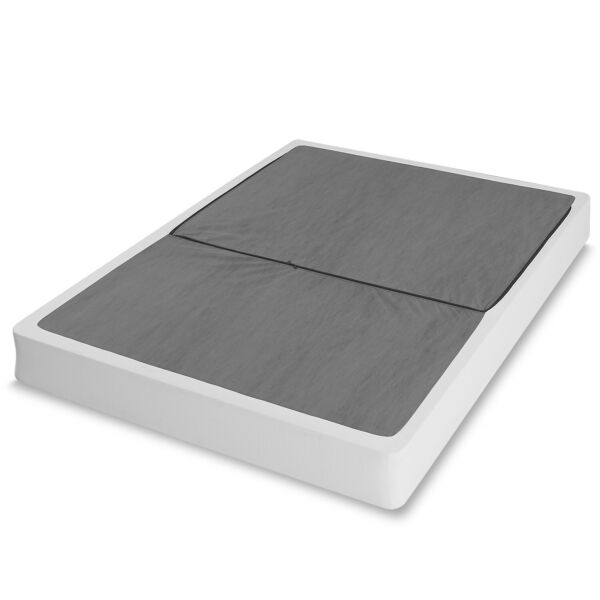 7.5 Inch Half-Fold Metal Box Spring NO ASSEMBLY REQUIRED Multiple Sizes