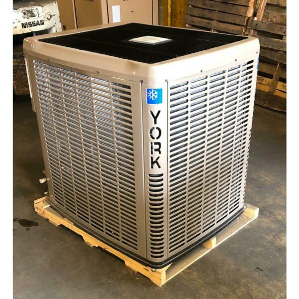 YORK YZF06014CA 5 TON quot;AFFINITYquot; SERIES 2 STAGE SPLIT SYSTEM HEAT PUMP 16 SEER $2160.00