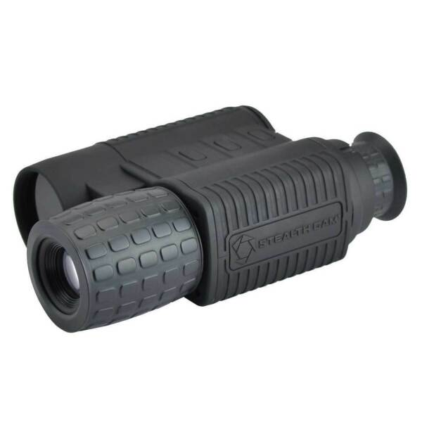 2606 STEALTH CAM NIGHT VISION 9x Zoom 400#x27; Sight Monocular STC NVM Free Shipping