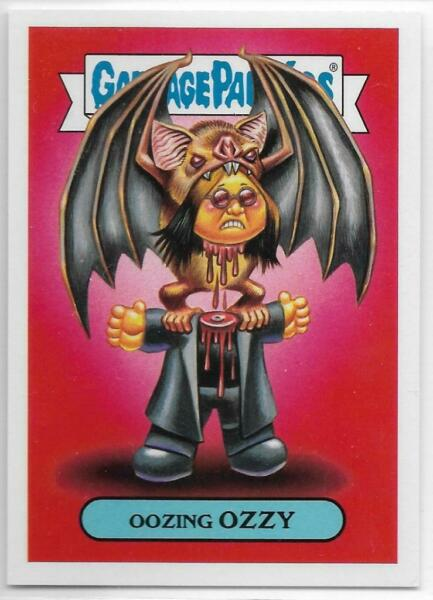 Garbage Pail Kids Battle of the Bands Metal 1-10 (Your choice of 3)