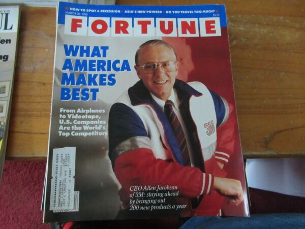 Fortune vintage magazines PICK YOUR ISSUE(S) 1980s 1990s