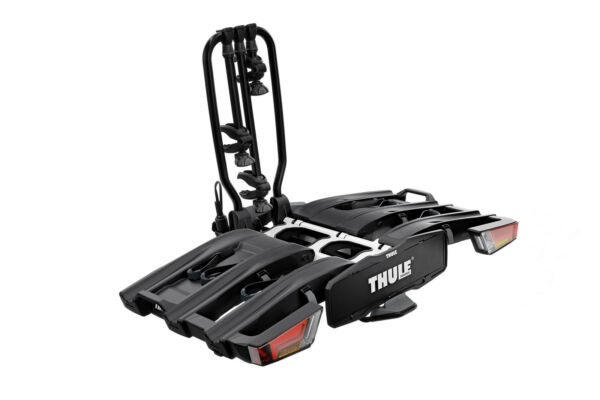 Thule Rack Carrier Tow Trailer Hitch Easy Fold XT3 934B 3 Wheels 60kg Foldable $1126.83
