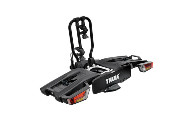 Thule Rack Carrier Tow Trailer Hitch Easy Fold XT2 933B 2 Wheels 60kg Foldable $999.48