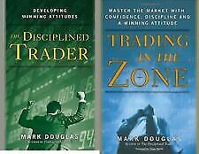 Trading in the zone by Mark Douglas + The disciplined Trader (E-B0K