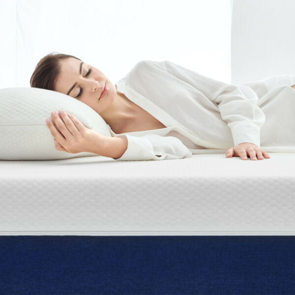 12 Inch Queen Size Memory Foam Mattress With More Pressure Relief - Bed In A Box