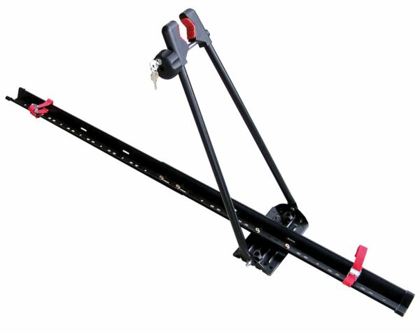 Swagman Upright Roof Mount Bike Rack For Car Roof Rack Single Bicycle Carrier $79.13