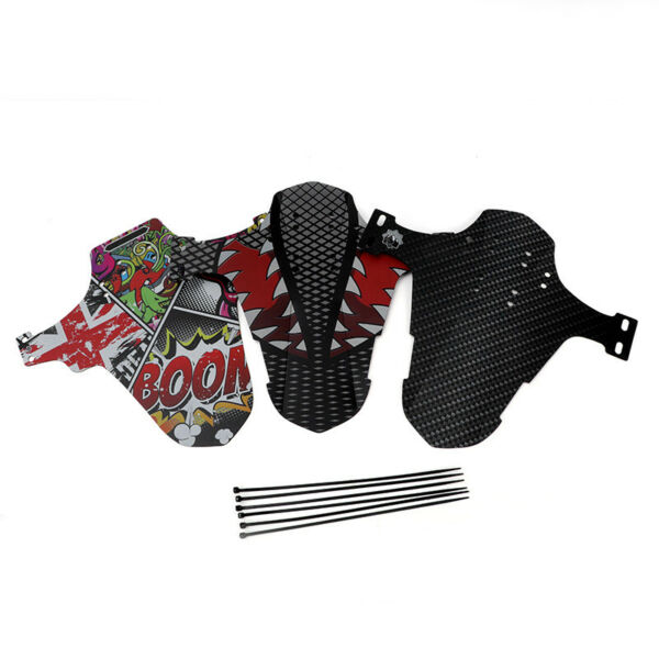 Bicycle Fender MTB Mudguard for Front Fork Rear Wheel Mountain Bike Accessories $7.34