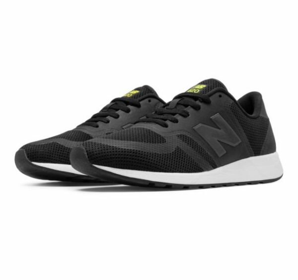 New! Mens New Balance 420 Re-Engineered Sneakers Shoes - Black