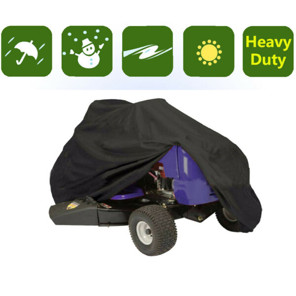 Garden Yard Riding Lawn Mower Tractor Cover Lawnmower Water Resistant BLMT3