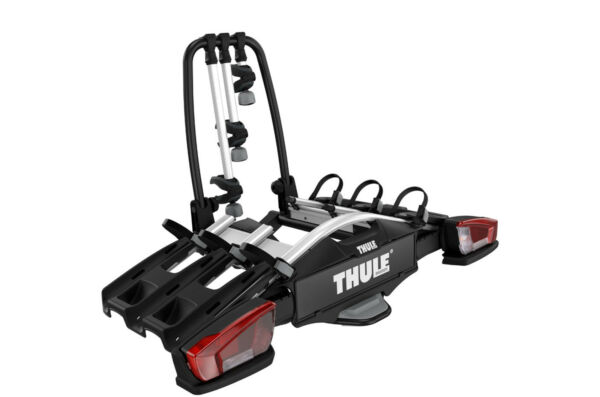 Thule Rack Carrier Tow Trailer Hitch Velocompact 926 3 Wheels 60kg Fold Up 13pol $755.34