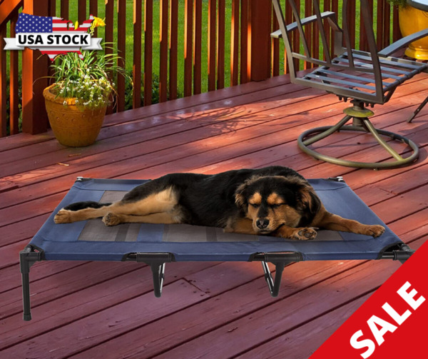 Extra Large DogBedsForLargeDogsClearance OutdoorXLRaisedElevated Cooling $66.00