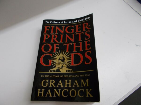 % Fingerprints of the Gods The Evidence of Earth's Lost Civilization G Hancock