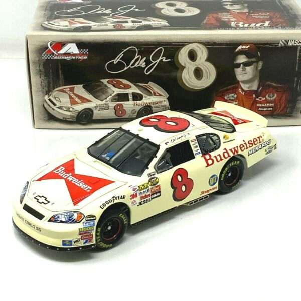 Limited Edition Father#x27;s Day Dale Earnhardt Jr. Motorsports Authentics 1:24